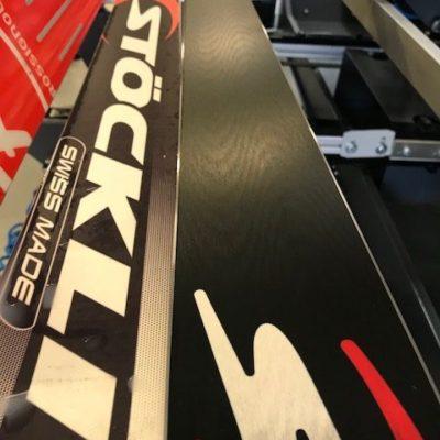 S-struktur till Stöckli skidor