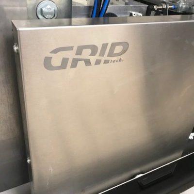 Vårt nya kantsystem, GripTech!