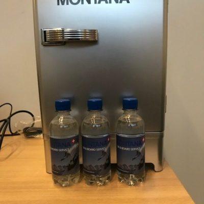 Montana kylen och Montana vatten